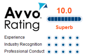AVVO Profile attorney