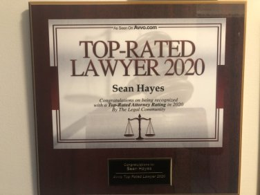 Top Attorney NY Sean Hayes