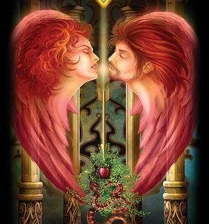 The Lovers Tarot