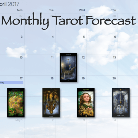 Monthly Tarot Forecast