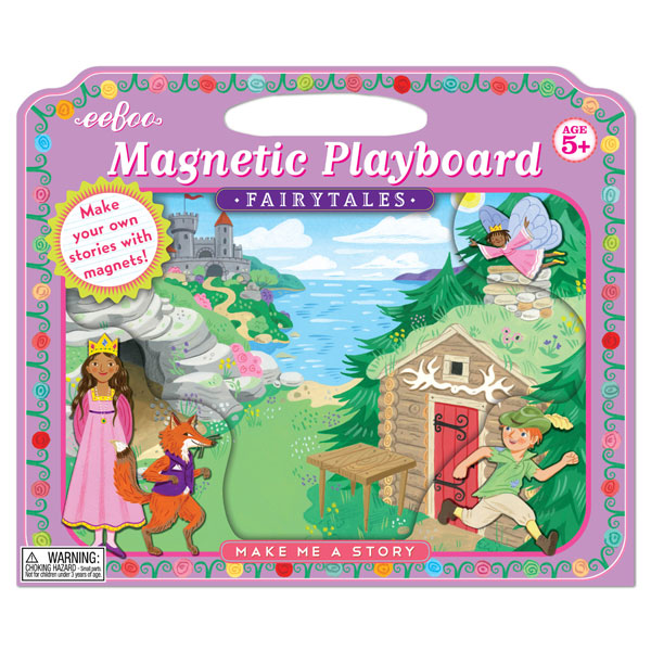 Make Me a Story - Magnetic Story Board EEBOO