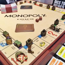 A cool $1500 will buy you this special edition COACH Monopoly.