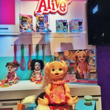 Baby Alive has lots of surprises in store...