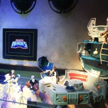 Star Wars for the littles. Believe it folks, Hasbro has a new line of star wars themed playsets and figures especially for the toddler set!