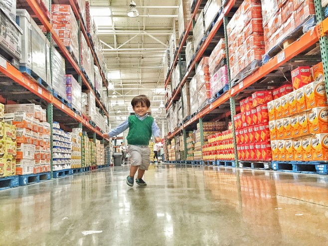 COSTCO:HUGGIES 7