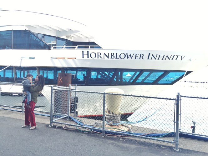 Hornblower The New York Mom