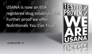 USANA FDA approved