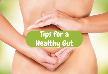 Tips for a Healthy Gut