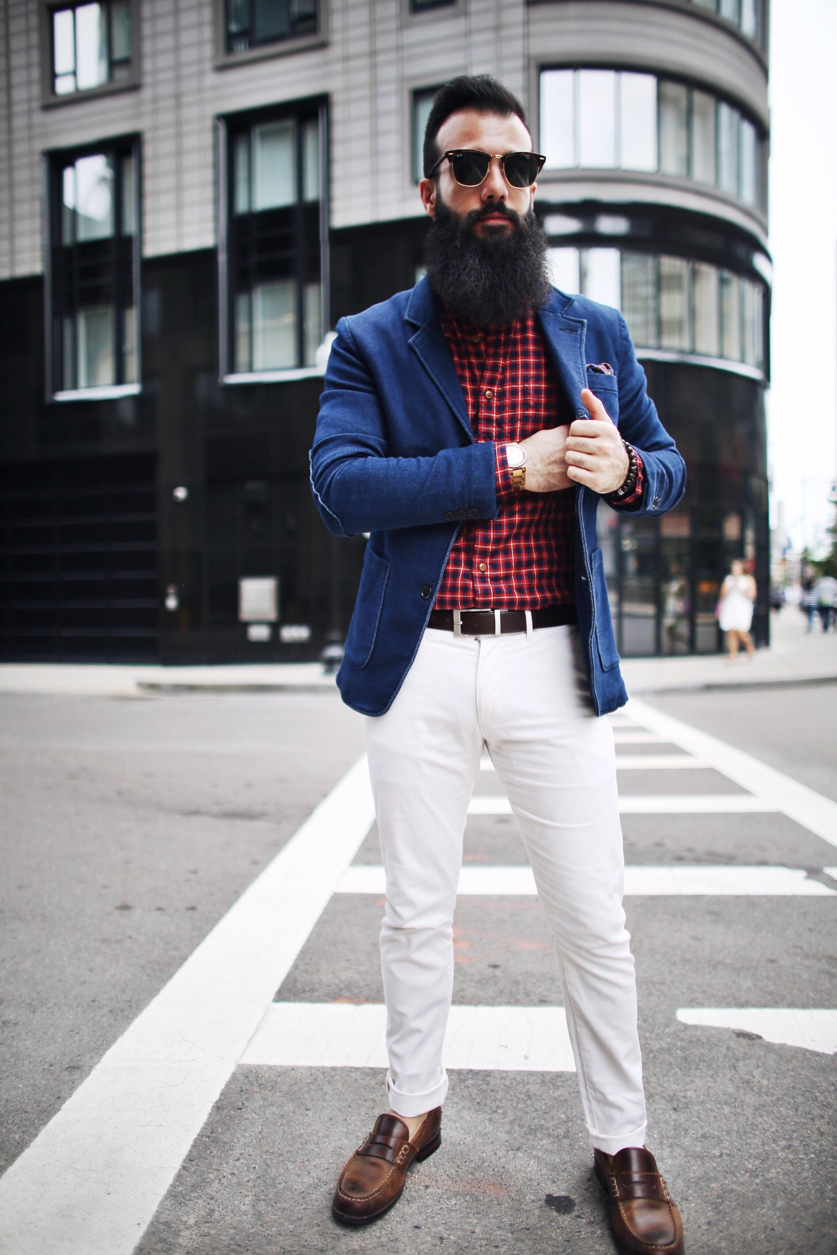 Jord with a fall outfit. Photo: Regan Cleminson, @venturetravelist