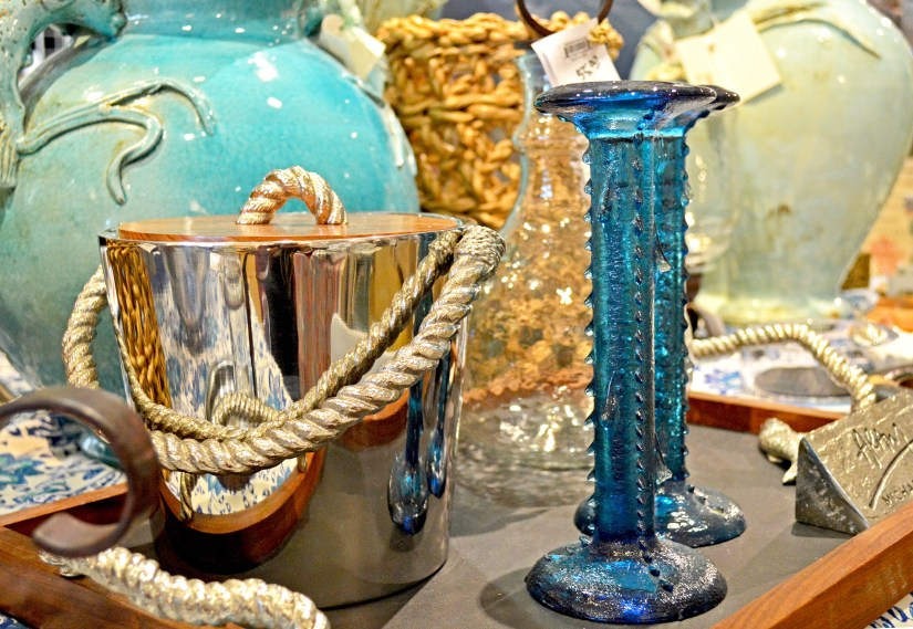 Home decor from Best of the Beach. Photo: © TNG