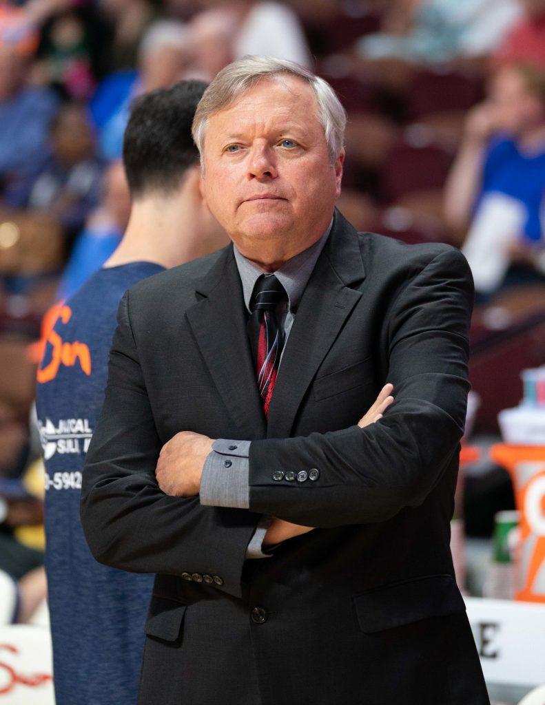 Storm coach Dan Hughes to miss 2020 WNBA season