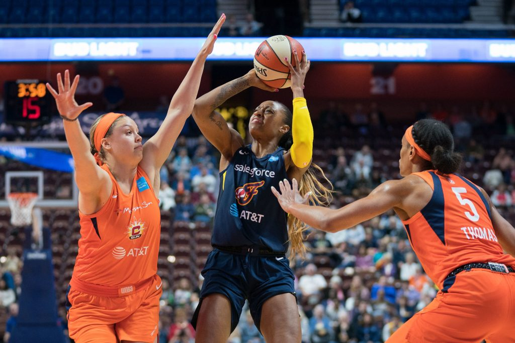 Despite the late start, Indiana Fever adjusting well to Florida 'bubble'