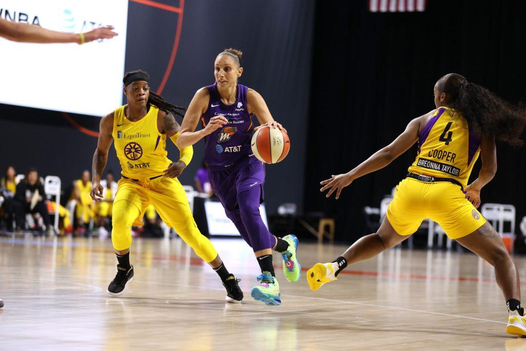 Taurasi, Skylar Diggins-Smith return to the court, but Phoenix struggles