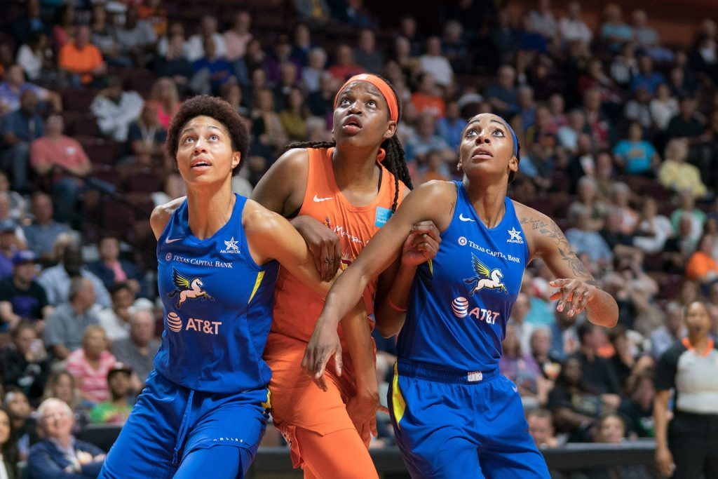 The Dallas Wings will rely on their young veterans