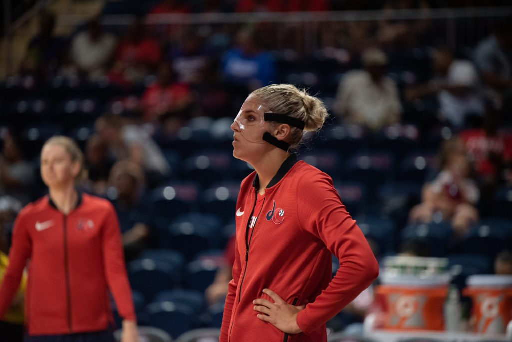 With key players Delle Donne, Charles in limbo, Washington Mystics forge ahead
