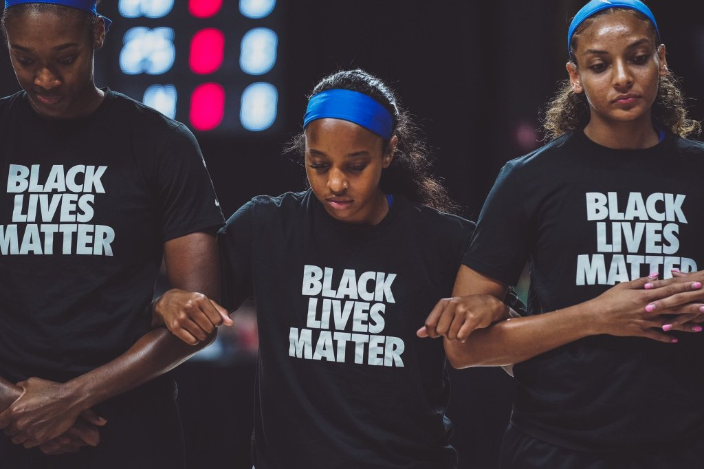 'It's going to take more than us:' WNBA players feel continued weight during fight for justice
