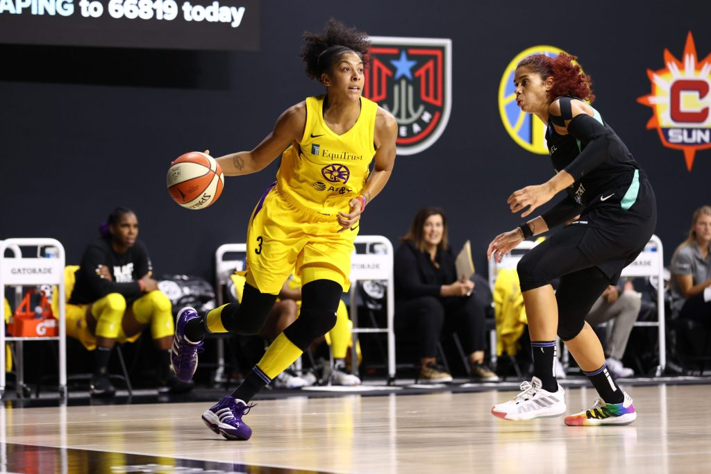 Los Angeles Sparks have found their identity