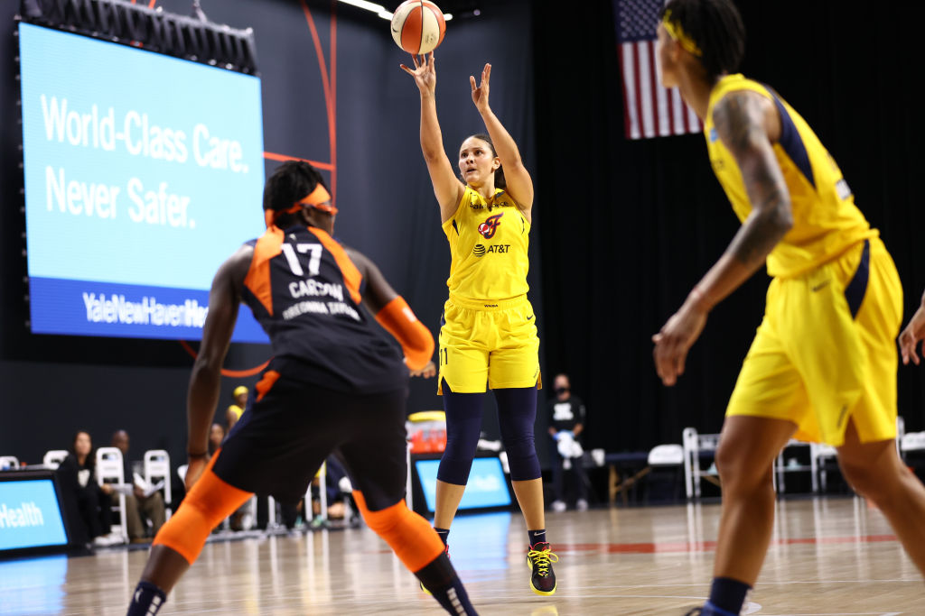 Natalie Achonwa, new WNBPA treasurer, continues to advocate for social justice