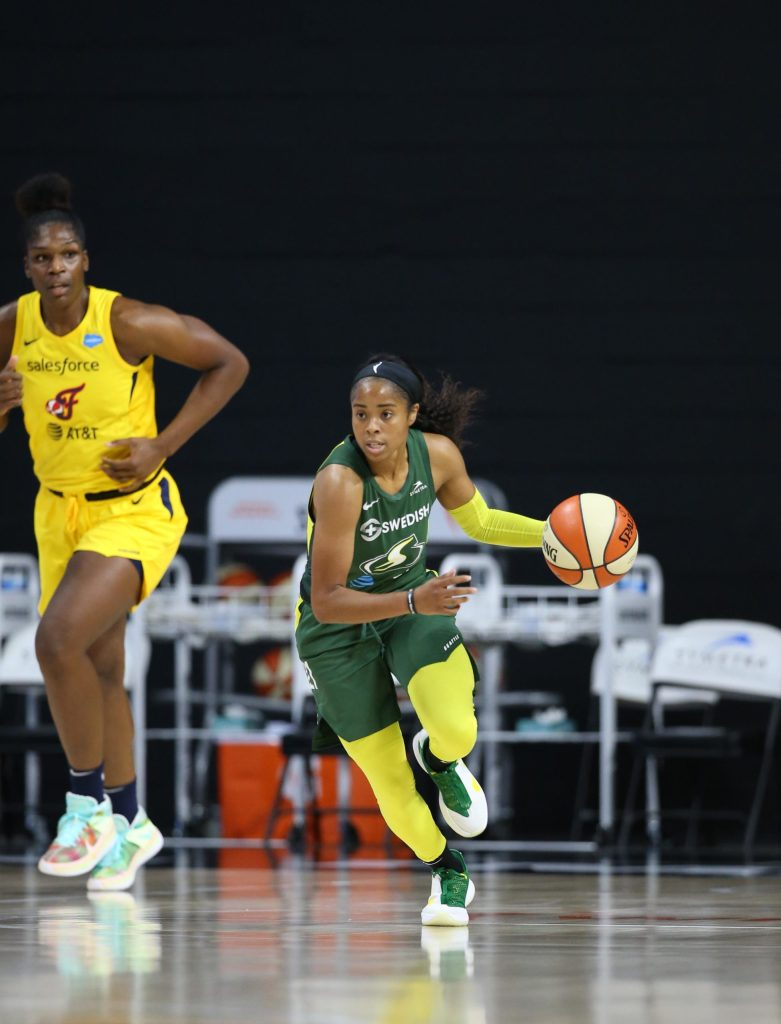 Seattle Storm rediscover identity in time for toughening schedule