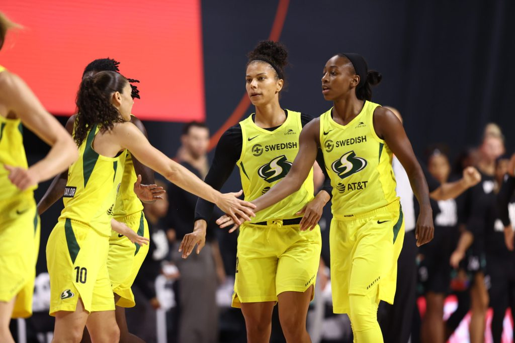 Storm trounce Liberty ahead of important games ahead