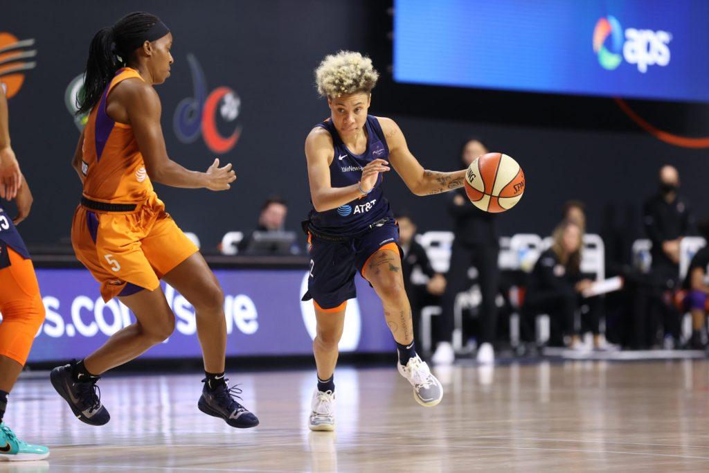 Connecticut Sun prepare for WNBA playoffs