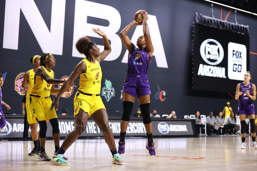 Diana Taurasi narrowly misses another WNBA record