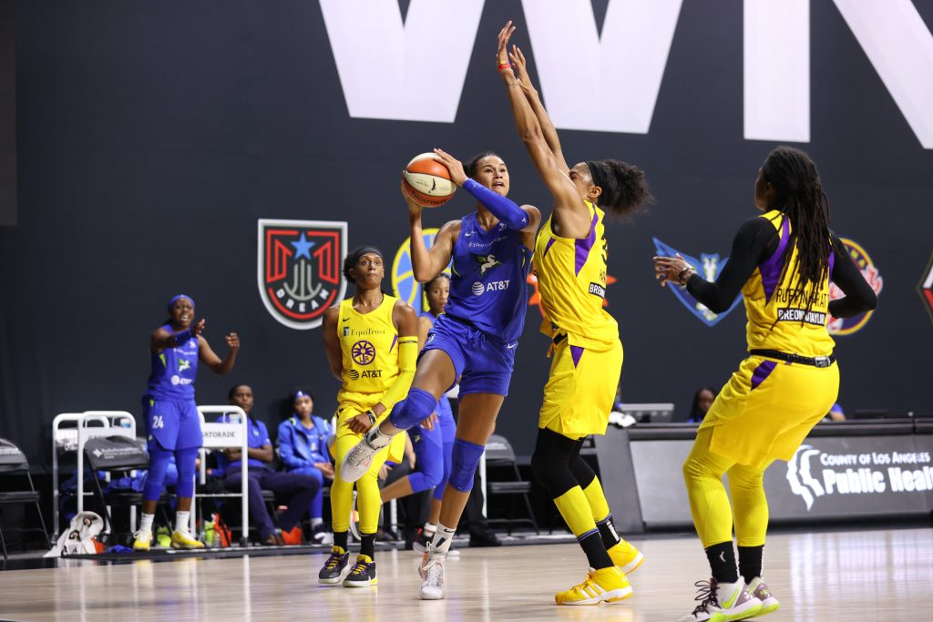 How Satou Sabally can be more effective for the Dallas Wings