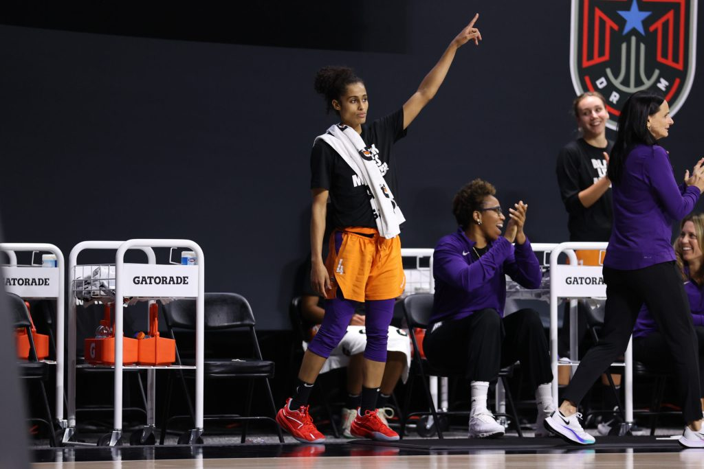 How the Phoenix Mercury have turned their season around since Brittney Griner left the Bubble
