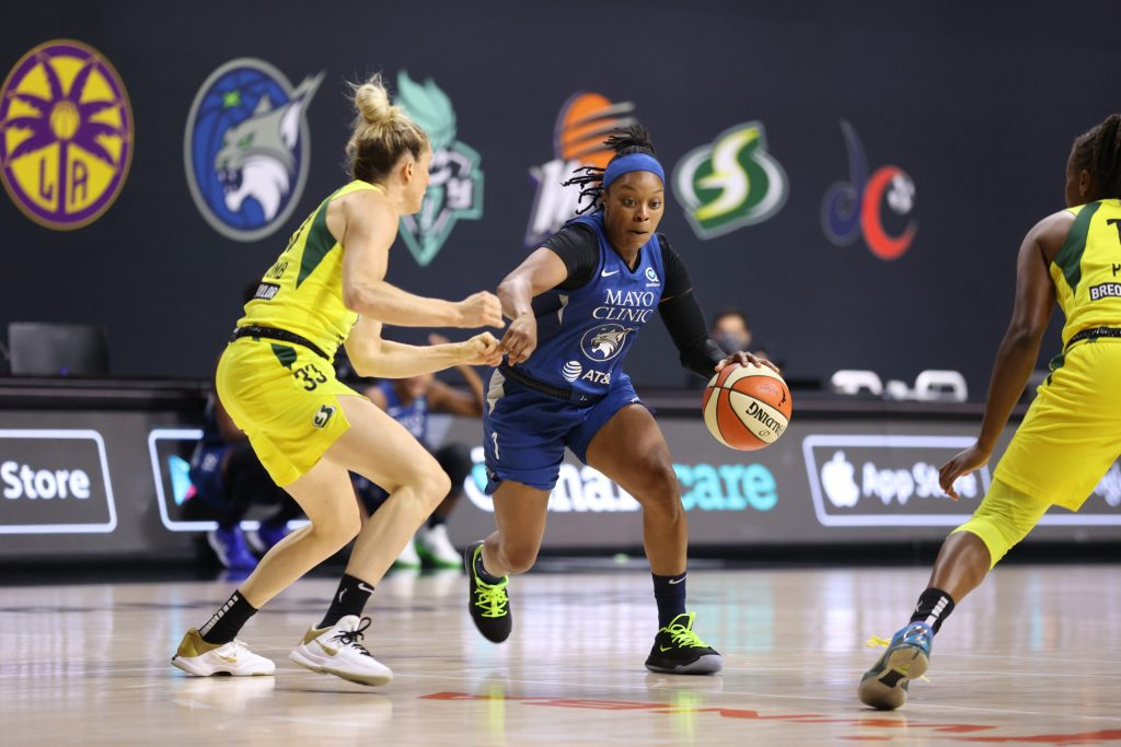 Minnesota Lynx head into best-of-five series with unfinished business