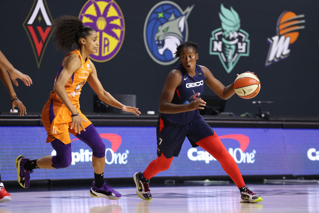 Previewing the first-round matchup between the Mercury and Mystics