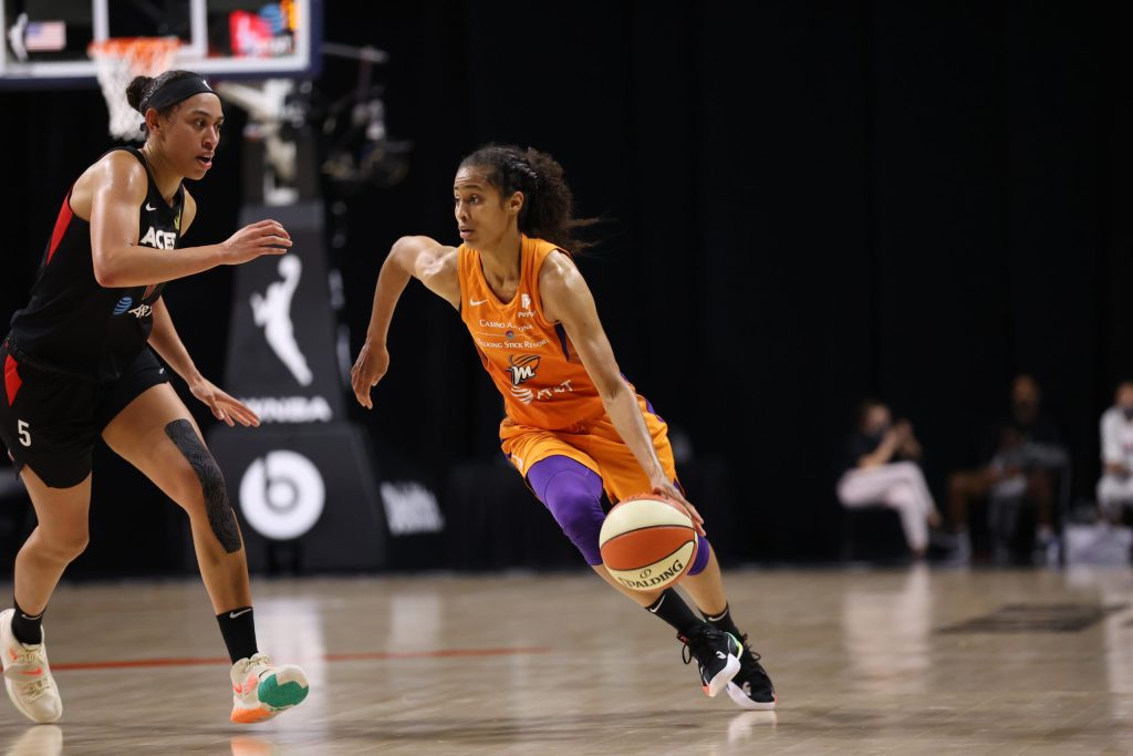 The Phoenix Mercury are playing like time is short