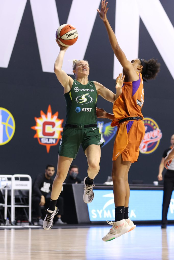 Seattle Storm Player Review: Sami Whitcomb