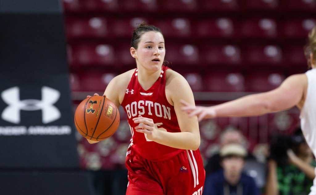 Patriot League notebook: Boston University makes its move; all in the family for Army, Holy Cross