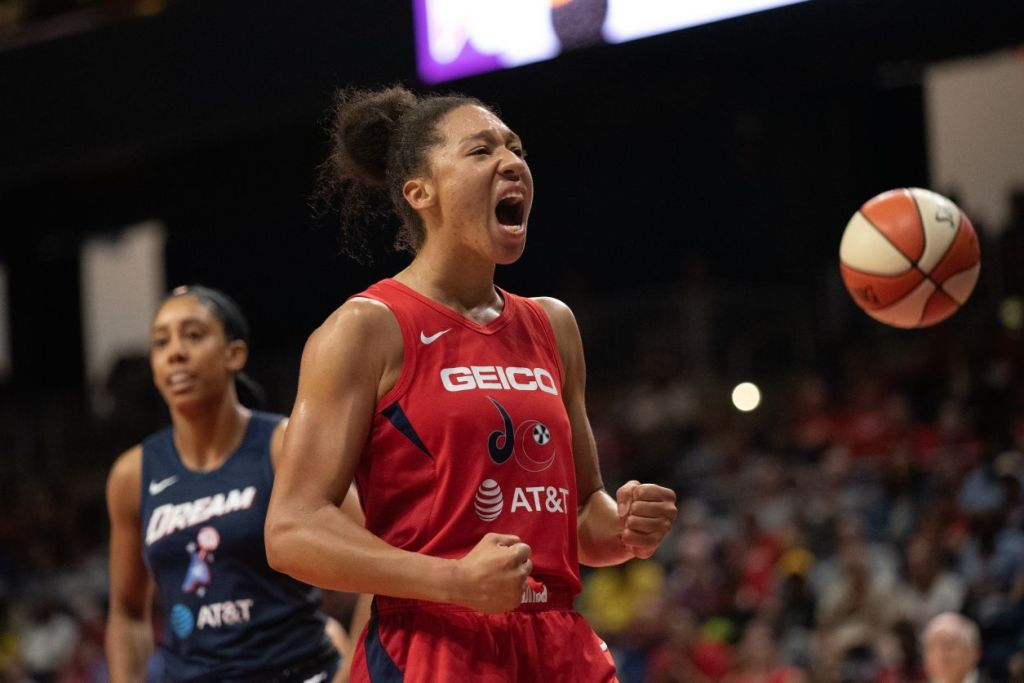 'They have a tradition of excellence': Aerial Powers excited to join Minnesota Lynx