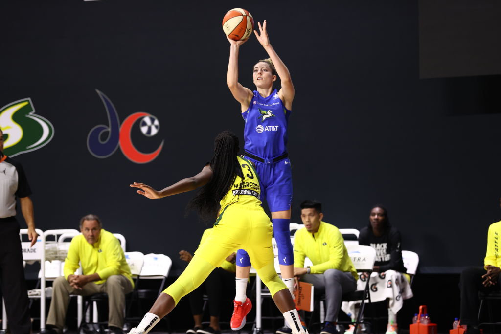 What the Dallas Wings could do with four first-round picks in the 2021 WNBA Draft