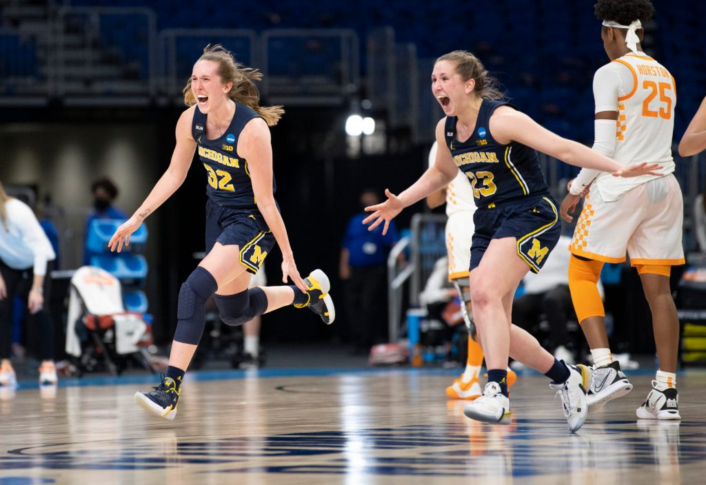 How the Michigan Wolverines reached their first Sweet 16