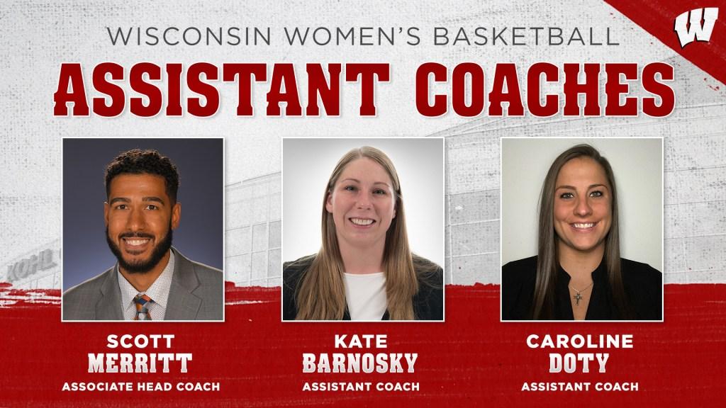 Marisa Moseley finalizes Wisconsin coaching staff