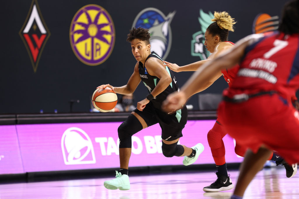 How roster crunch led to Liberty waiving Layshia Clarendon