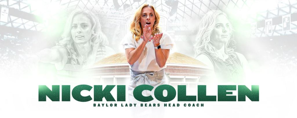 Nicki Collen named Baylor's next head coach