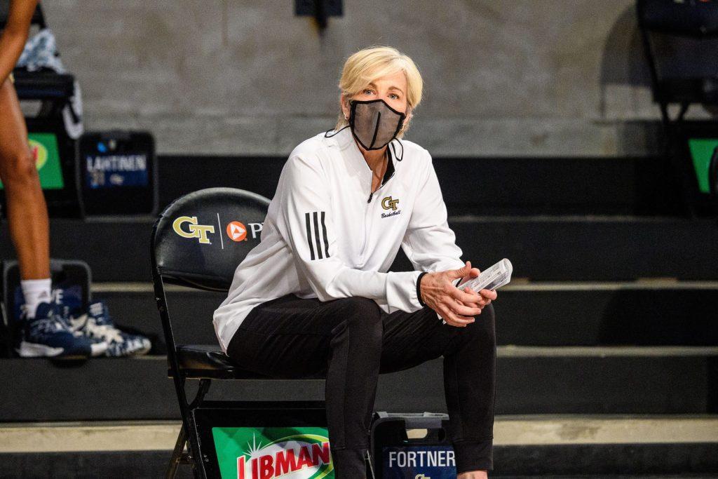 She Got Next, Episode 26: Pepper Persley talks to Nell Fortner, Georgia Tech head coach