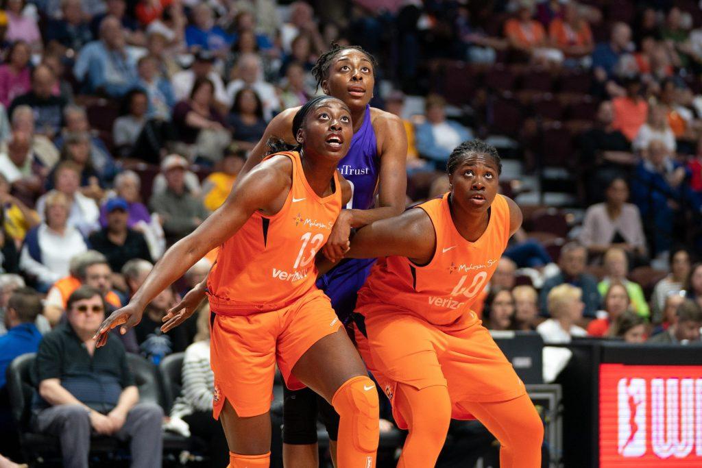 Your 2021 WNBA sister battles begin... now
