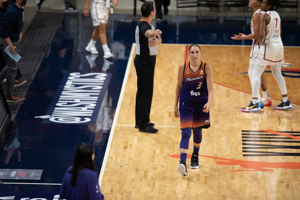 Diana Taurasi looking forward to playing with young players in Tokyo