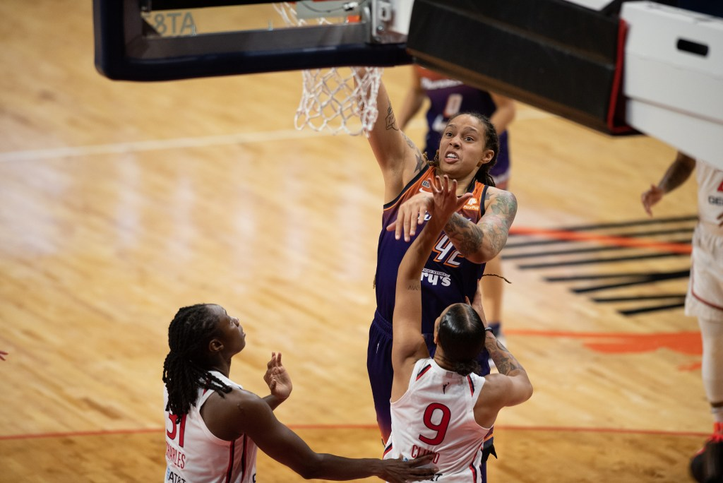 Mercury searching for solution to shooting slump