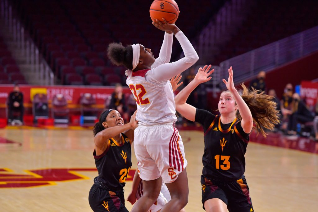 USC basketball looks to young players for improvement