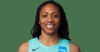 Tanisha Wright. (WNBA Media Central)