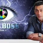 Big Boss 9 show - Salman Khan host