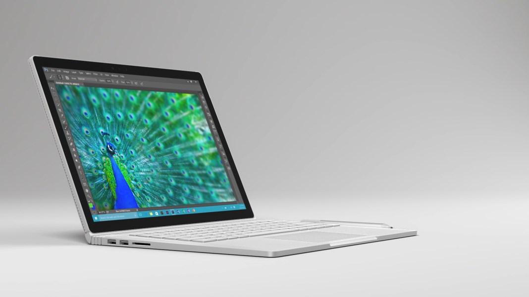 Surface Book 2, Microsoft