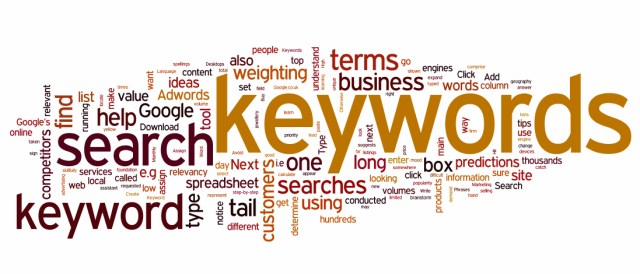 blogging keywords