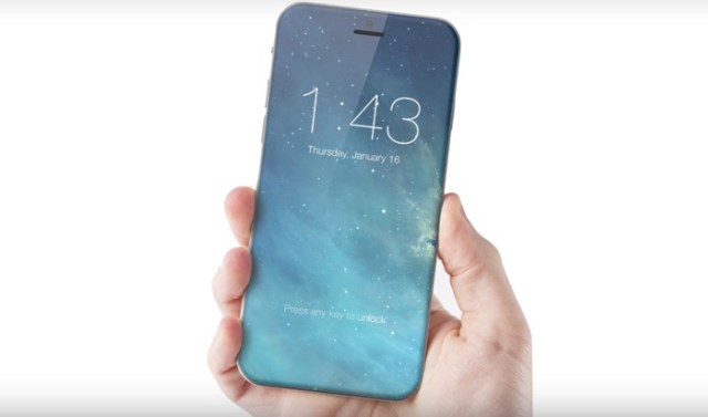 iphone 8 concept image