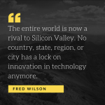 Five cities on Earth that rival Silicon Valley